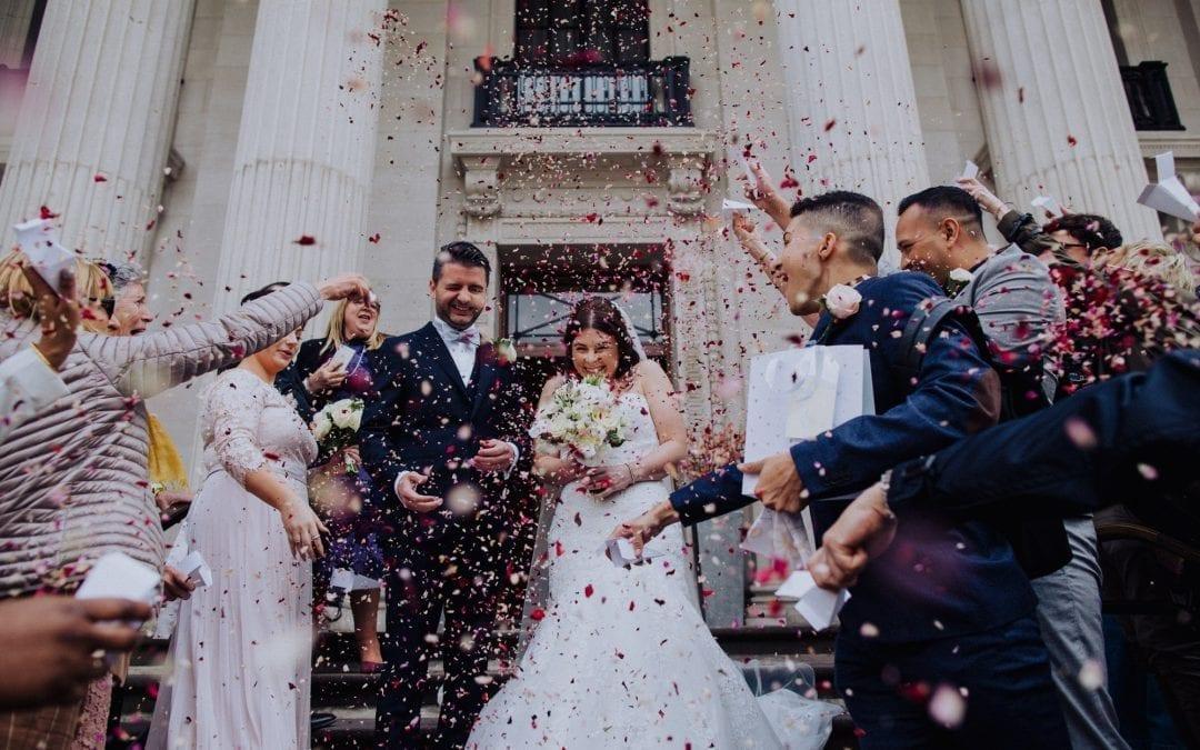 MARYLEBONE TOWN HALL WEDDINGS